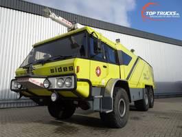 Feuerwehrauto Sides 35.750 GM 6x6 - S2000.15 - Crashtender, Airport Fire Truck, Flughaven - ... 1997