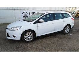 estate car Ford Focus Wagon 1.6 TDCi 2012