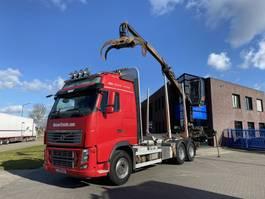 timber truck Volvo FH16-750 6x4 / Woodtruck / Jonsered Crane / 870.000 KM 2013