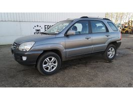 suv car Kia Sportage 2.0 CVVT Executive 2005
