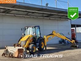 backhoe loader JCB 3CX INCLUDING HAMMER AND 2 BUCKETS 2011