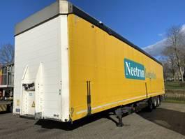 Volumen - Jumbo Auflieger Schmitz Cargobull SCS 24/L-13.62 MB 2012