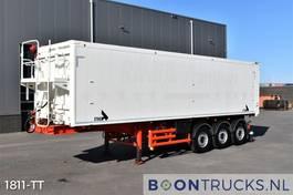 tipper semi trailer Stas SA339K | 52 M³ TIPPER * LIFT AXLE * TOP CONDITION * APK 11-2021 2007