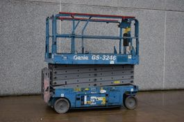 scissor lift wheeld Genie GS-3246 2007