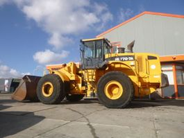 wheel loader Hyundai HL770-7A 2008