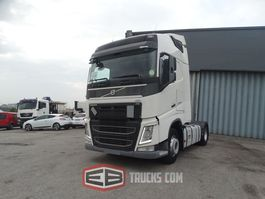 cab over engine Volvo FH 420 2014
