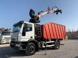 tipper truck > 7.5 t Iveco EuroCargo 150 Eurocargo 150E24 2006