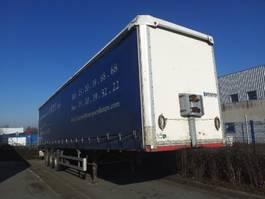 sliding curtain semi trailer General Trailers Semitrailer Curtainsider Standard 2003