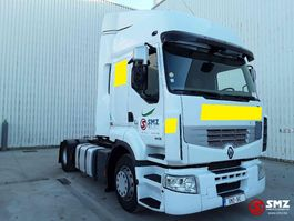 cab over engine Renault Premium 460 Zf intarder 2013