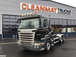 container truck Scania G480 2012
