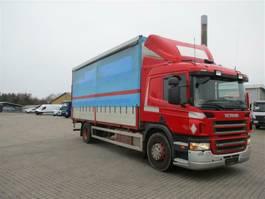 tilt truck Scania P340 2008