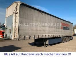 Pritsche / Plane Auflieger Schmitz Cargobull S01 PRITSCHE PLANE PALETTENKASTEN LIFTACHSE 2011
