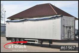 walking floor semi trailer Carnehl CSS/AL Walkingfloor 90m³ Liftachse 2013