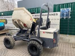 wheel dump truck Terex TA 3 S 2012
