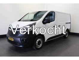 closed lcv Opel Vivaro 1.6 CDTI 120PK Dubbele schuifdeur - Airco -  PDC - Cruise - € 9.950,- Ex. 2016