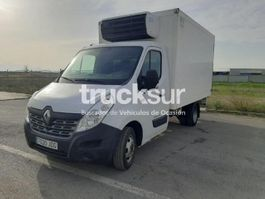refrigerated closed box lcv Renault Master 165.35 2015
