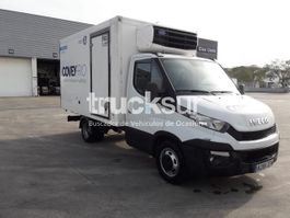 refrigerated closed box lcv Iveco 35 C15 2015