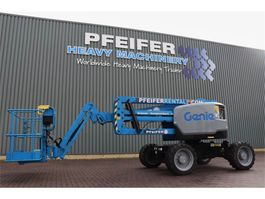articulated boom lift wheeled Genie Z45/25 XC Valid inspection, *Guarantee! Diesel, 4x 2018