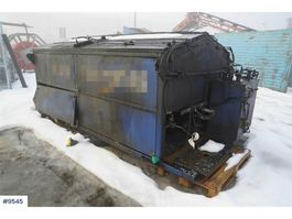 Other truck part Oleto Asphalt Cradle with heat and screw 2014
