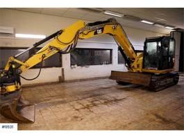Raupenbagger Caterpillar 308E 2CR w/ rotor tilt and 2 buckets 2014