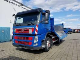 tipper truck > 7.5 t Volvo FM 450 /6x4 3-Achs Kipper Bordmatik 2011