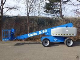 other aerial platform Genie S-60 2008