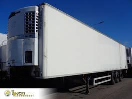 refrigerated semi trailer Pacton TXZ 340 + 3 Axle + Chereau+Thermo King SL-300 1999