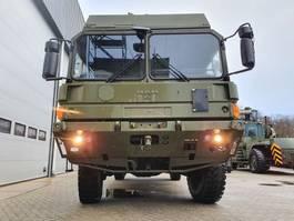 drop side truck MAN 18.330 HX 4X4 2012