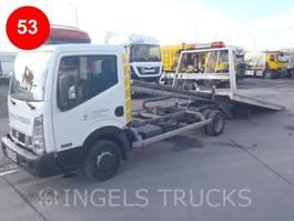 loading ramp - car transporter lcv Nissan NT400 2017