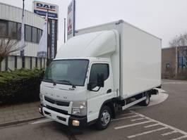 closed box truck FUSO Canter 3C15 / AMT / 340 / 2450mm Hoog inw ( Mei leverbaar ) 2021