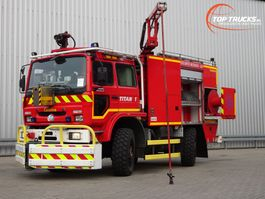 fire truck Renault Thomas Titan 1 Tunnel 4x4 - Calamities, Calamités - 1.500ltr water, 200 ... 2001