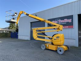 articulated boom lift wheeled Manitou 170AETJL 2007