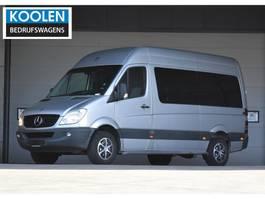 minivan - passenger coach car Mercedes-Benz Sprinter Tourer 319 CDI L2 366 HD personenbus 2009