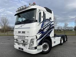 cab over engine Volvo FH540 6X2 RETARDER EURO 6 HYDRAULICS SILO/TIPPER 2015