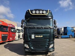 cab over engine DAF XF 440 SSC, ACC, Vollspoiler, TOP 2017