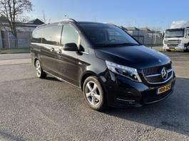 minivan - passenger coach car Mercedes-Benz V-KLASSE 2016