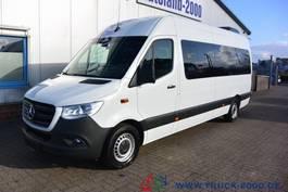 taxi bus Mercedes-Benz Sprinter 316 CDI Luxus Tourer 9 Sitze Dachklima 2019