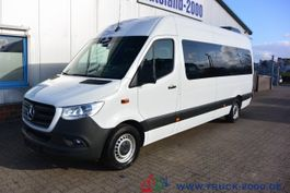 mpv car Mercedes-Benz Sprinter 316 CDI Luxus Tourer 9 Sitze Dachklima 2019