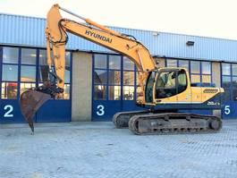 crawler excavator Hyundai ROBEX210LC-9 2010