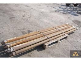 Bohranlage Halco Drill rods