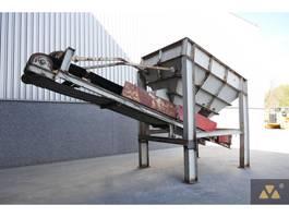 Förderband Factory built Feed conveyor