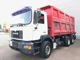 tipper truck > 7.5 t MAN 33.464 6x4 BB 33.464 6x4 BB, Intarder, Bordmatik 1999