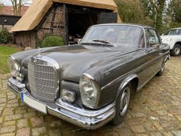 anderer PKW Mercedes-Benz 300 SE Coupé (W 112) 300 SE Coupé (W 112) SHD 1965