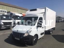 refrigerated closed box lcv Renault Master 125.35 Frc X Plataforma 2013
