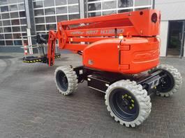 articulated boom lift wheeled Niftylift HR 17 D E 2020
