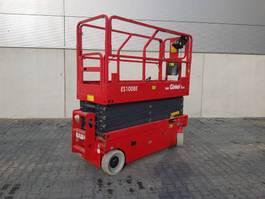 scissor lift wheeld Magni ES1008E 2008