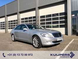 sedan car Mercedes-Benz S-klasse 350 CDI BlueTEC 2010