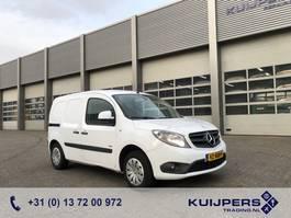 closed lcv Mercedes-Benz Citan 109 CDI / origineel NL / APK 08-21/ camera BlueEFFICIENCY 2016