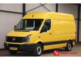 closed lcv Volkswagen Crafter 2.0 TDI L2H2 DHL MET SCHAPPEN AIRCO CRUISE CONTROL 2016