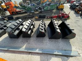 front loader bucket attachment Pladdet Various widths, Volvo + Verachtert connection Loading bucket 2021